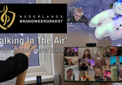 Coronaproject | 'Walking In The Air'from 'The Snowman'|  #weblijvenbezig